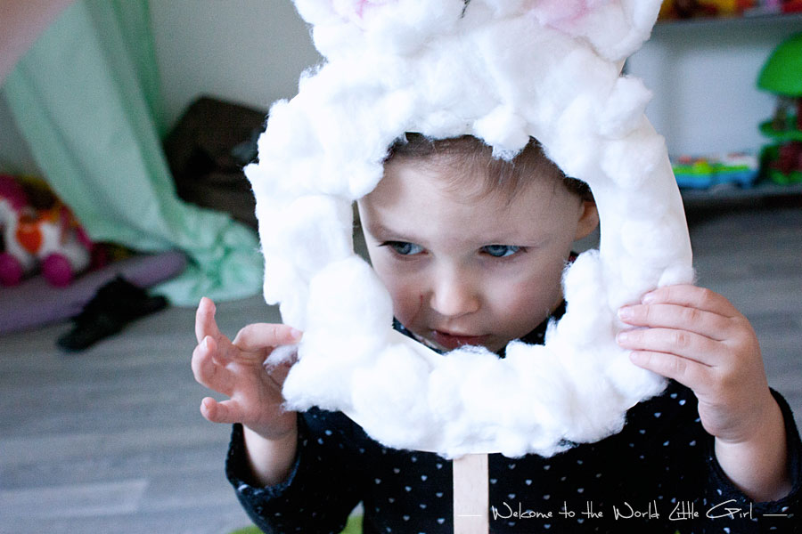 Activit manuelle pour enfant welcometotheworldlittlegirl - Activite manuelle assiette en carton ...